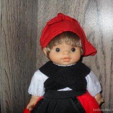 Muñecas Modernas: MUÑECA BEBE PAOLA REINA 22 CM GALICIA GALLEGA. Lote 97719676