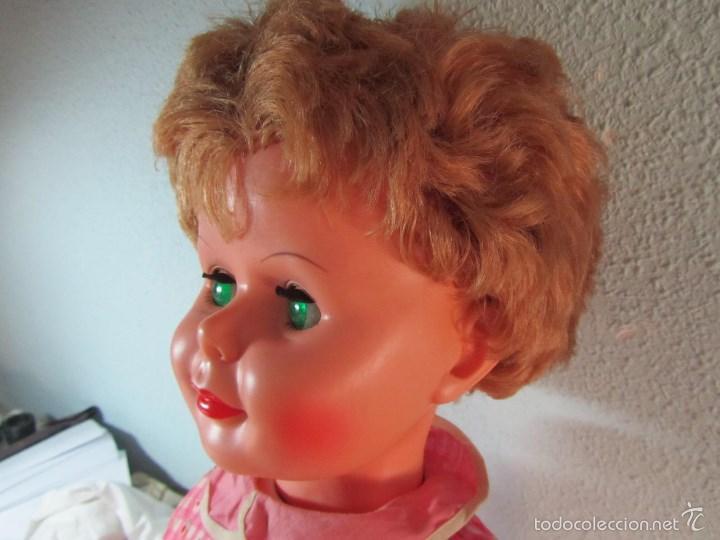 Muñecas Modernas: Gran muñeca americana andadora Uneeda 36-23, 36-T, 90 centímetros de altura - Foto 4 - 60639323