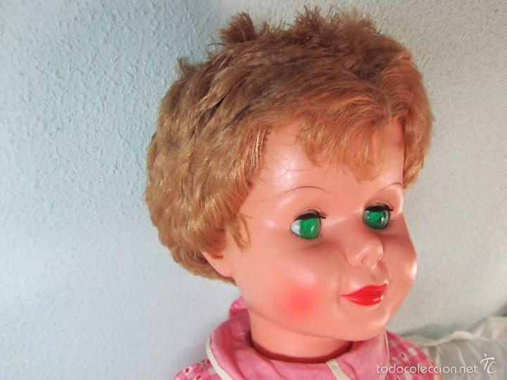 Muñecas Modernas: Gran muñeca americana andadora Uneeda 36-23, 36-T, 90 centímetros de altura - Foto 5 - 60639323