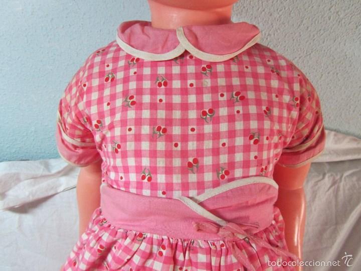 Muñecas Modernas: Gran muñeca americana andadora Uneeda 36-23, 36-T, 90 centímetros de altura - Foto 6 - 60639323