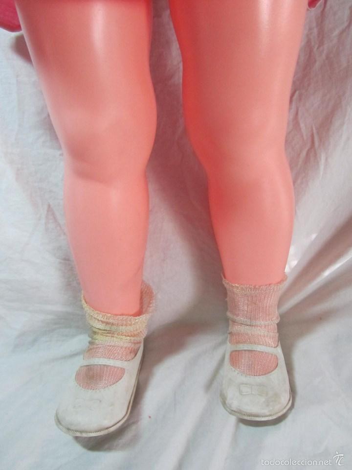 Muñecas Modernas: Gran muñeca americana andadora Uneeda 36-23, 36-T, 90 centímetros de altura - Foto 11 - 60639323