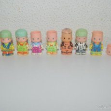 Muñecas Modernas: LOTE MUÑECO FIGURA PINYPON PIN Y PON PFS. Lote 60787683