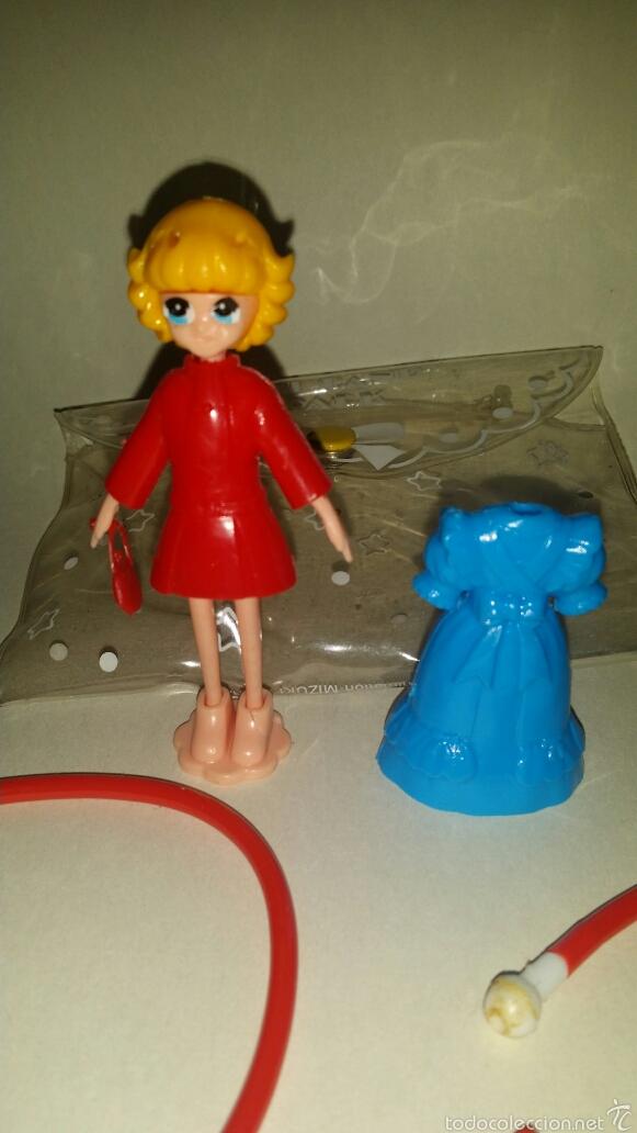 Muñecas Modernas: Candy Candy figura en estuche de la serie de tv de Toei Animation de los 80 - Foto 2 - 61771394