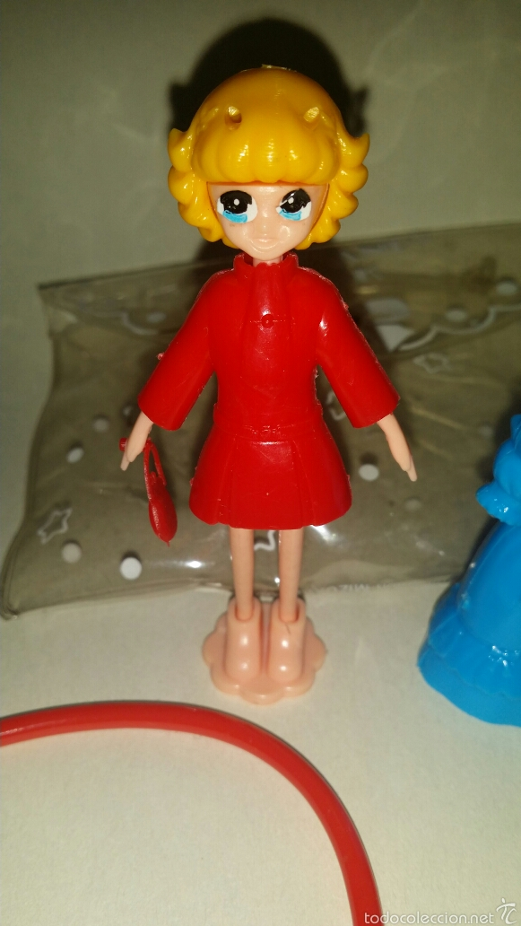Muñecas Modernas: Candy Candy figura en estuche de la serie de tv de Toei Animation de los 80 - Foto 3 - 61771394