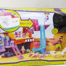 Muñecas Modernas: BARCO DE RECREO DE LAS POLLY POCKET. Lote 62427564