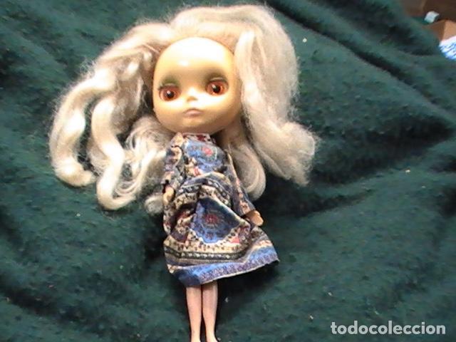 Muñecas Modernas: Blythe Kenner 1972 Vintage Original Muñeca rubia platino con vestido - Foto 2 - 64093959
