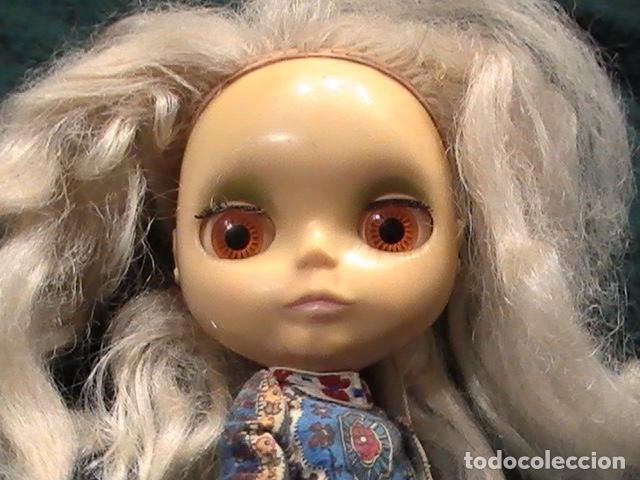 Muñecas Modernas: Blythe Kenner 1972 Vintage Original Muñeca rubia platino con vestido - Foto 6 - 64093959