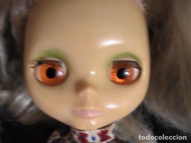 Muñecas Modernas: Blythe Kenner 1972 Vintage Original Muñeca rubia platino con vestido - Foto 7 - 64093959