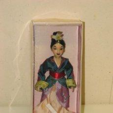Muñecas Modernas: PRINCESAS DISNEY DE PORCELANA MULAN. Lote 64394755