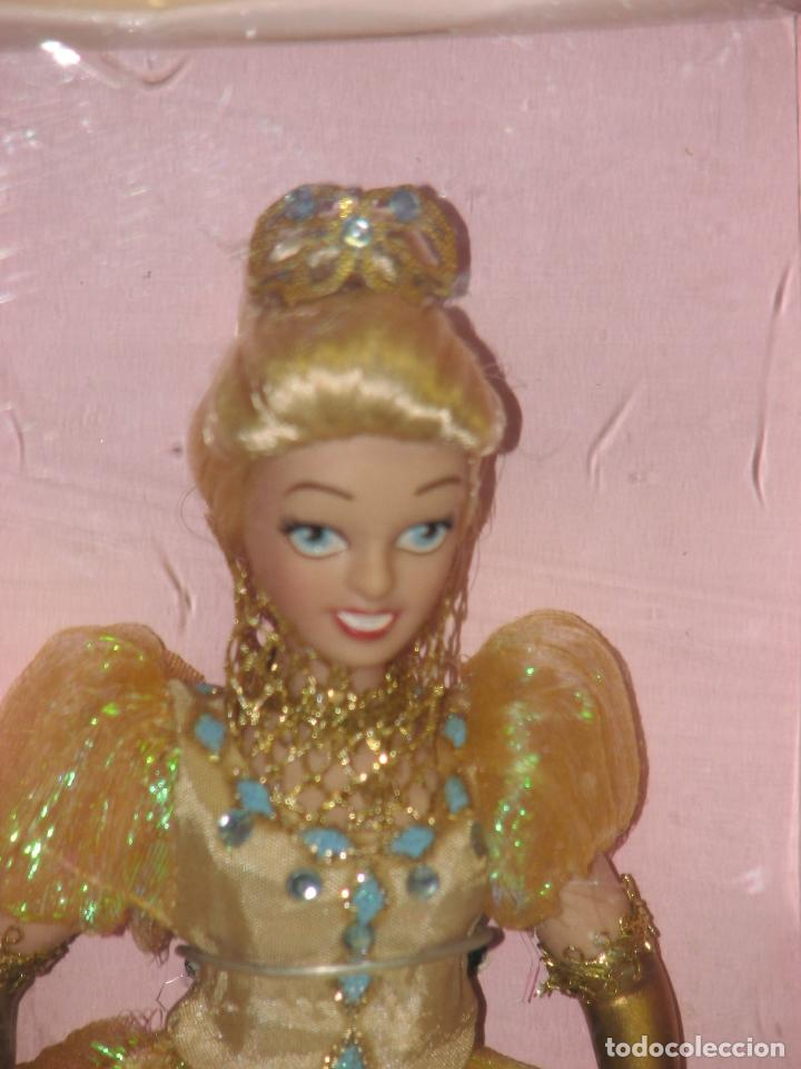 Muñecas Modernas: PRINCESAS DISNEY DE PORCELANA LA CENICIENTA - Foto 2 - 64397543