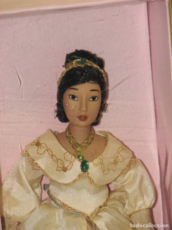 Muñecas Modernas: PRINCESAS DISNEY DE PORCELANA POCAHONTAS - Foto 2 - 64398047
