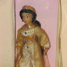 Muñecas Modernas: PRINCESAS DISNEY DE PORCELANA JAZMIN. Lote 112292916