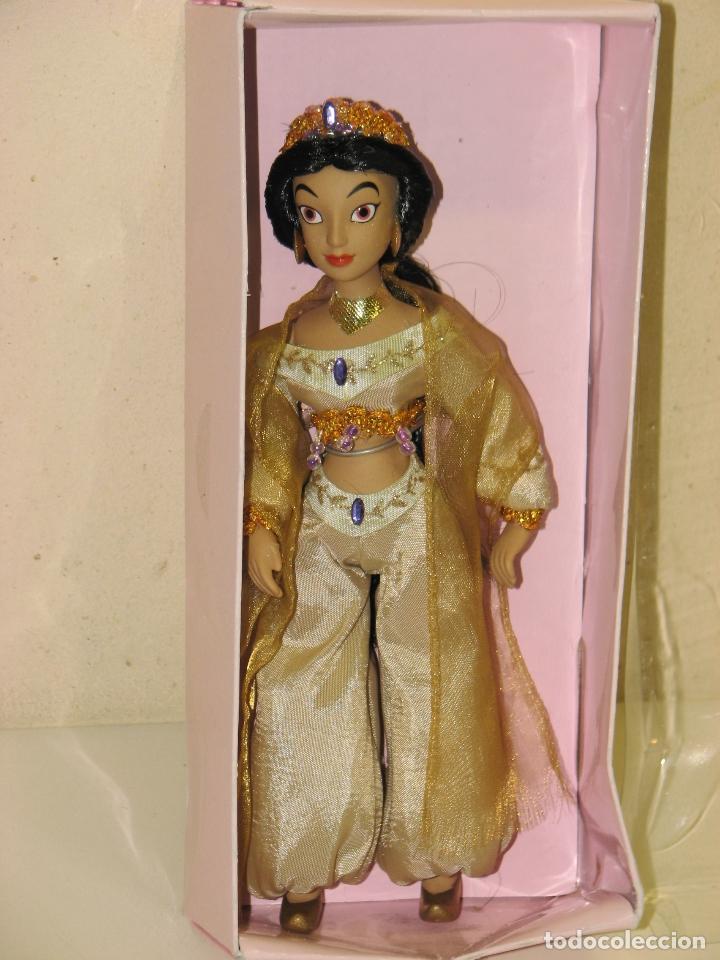 Muñecas Modernas: PRINCESAS DISNEY DE PORCELANA JAZMIN - Foto 4 - 112292916