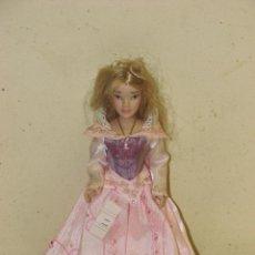 Muñecas Modernas: PRINCESAS DISNEY DE PORCELANA AURORA. Lote 64401071