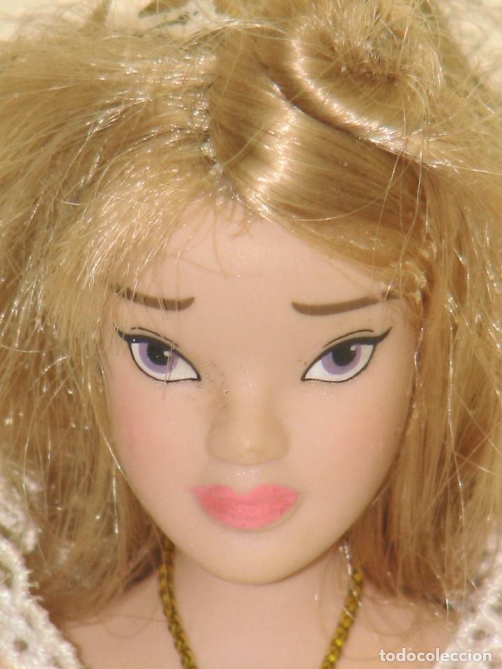 Muñecas Modernas: PRINCESAS DISNEY DE PORCELANA AURORA - Foto 3 - 64401071