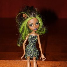 Muñecas Modernas: MONSTER HIGH - PRECIOSA MUÑECA MONSTER HIGH EN LA NUCA MATTEL 2008, SBB. Lote 64615759