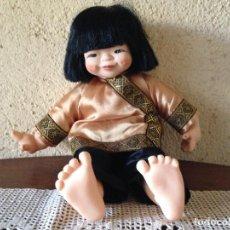 Muñecas Modernas: PRECIOSA MUÑECA JACOBSEN COMO NUEVA GASTOS DE ENVIO 8 € MIDE 36 CM. Lote 66281114