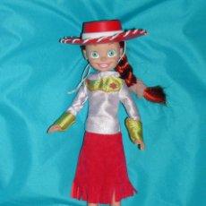 Muñecas Modernas: RARA MUÑECA ARTICULADA JESSIE DE TOY STORY.. Lote 67062478