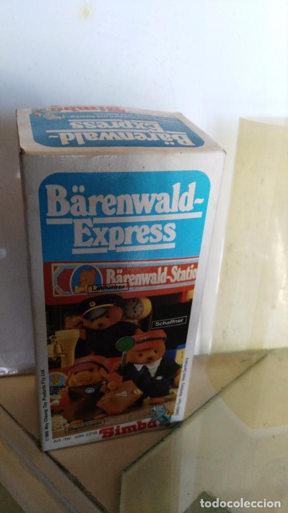 Muñecas Modernas: BEAR FAMILY - SIMBA - bärenwald express - 1983 - Foto 3 - 67718657