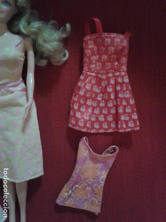 Muñecas Modernas: MUÑECA CON VARIOS VESTIDOS. - Foto 4 - 68596241