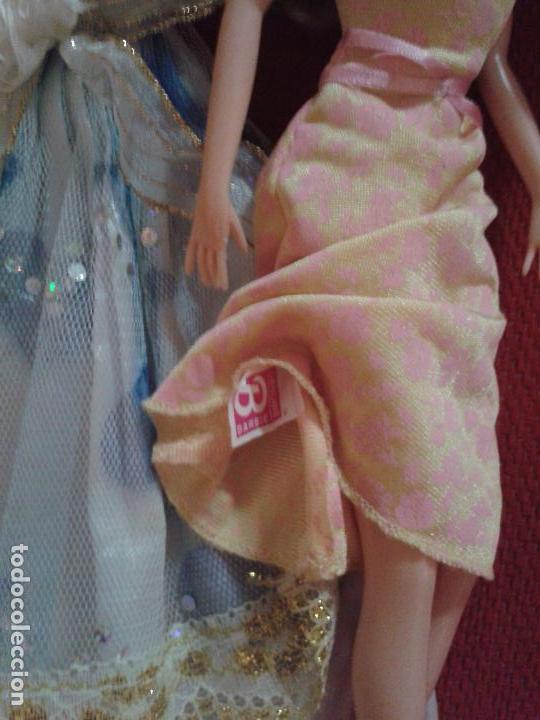 Muñecas Modernas: MUÑECA CON VARIOS VESTIDOS. - Foto 5 - 68596241