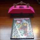 Muñecas Modernas: ATAUD MONSTER HIGH IDEAL JOYERO MÁS REGALO FASHION LOOK BOOK GUÍA DE MODA DEFINITIVA. Lote 69764297