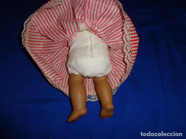 Muñecas Modernas: GRACIOSA MUÑECA CUERPO TELA CABEZA, BRAZOS Y PIERNAS VINILO, VER FOTOS!! SBB - Foto 6 - 69797885