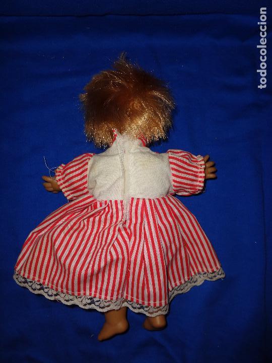 Muñecas Modernas: GRACIOSA MUÑECA CUERPO TELA CABEZA, BRAZOS Y PIERNAS VINILO, VER FOTOS!! SBB - Foto 7 - 69797885