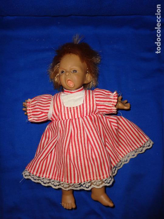 Muñecas Modernas: GRACIOSA MUÑECA CUERPO TELA CABEZA, BRAZOS Y PIERNAS VINILO, VER FOTOS!! SBB - Foto 8 - 69797885