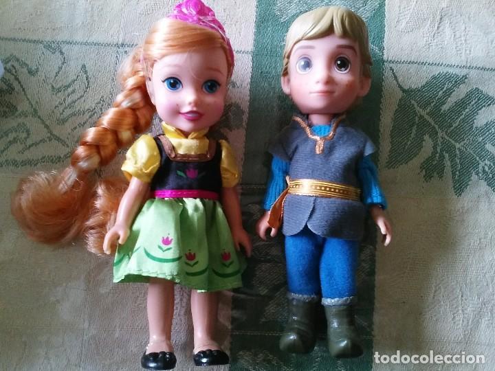 MUÑECOS NIÑOS FROZEN (Juguetes - Muñeca Extranjera Moderna - Otras Muñecas)
