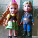 Muñecas Modernas: MUÑECOS NIÑOS FROZEN. Lote 69922965