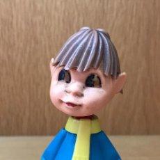 Moderne Puppen - Figura de muñeco BGM - Magneto (West Germany) - Mueve la cabeza - Años 60/70 - 70159569