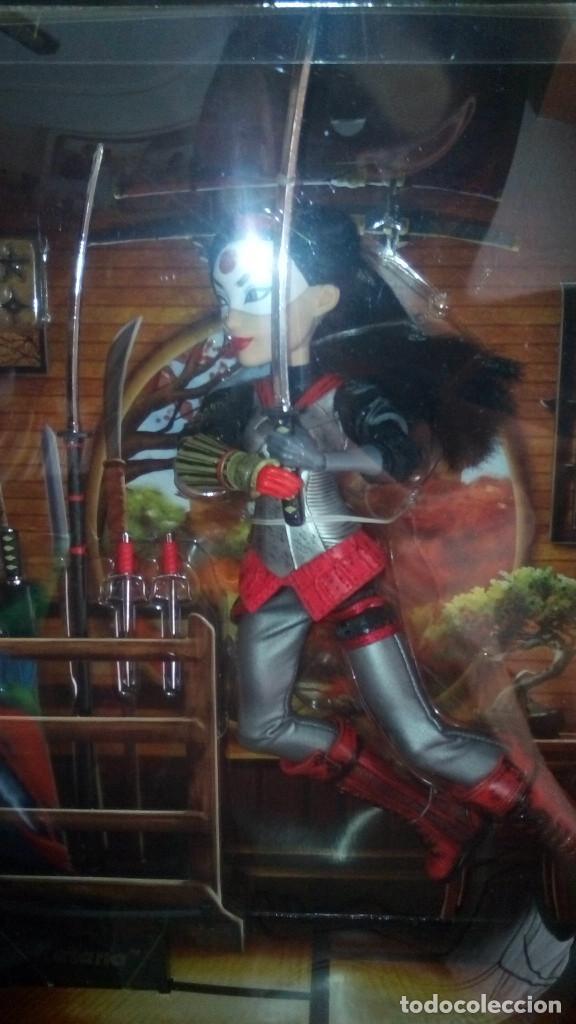 Muñecas Modernas: Muñeca exclusiva y limitada de las SUPER HERO GIRLS KATANA de la COMIC CON ( SDCC) 2016 - Foto 2 - 71472263