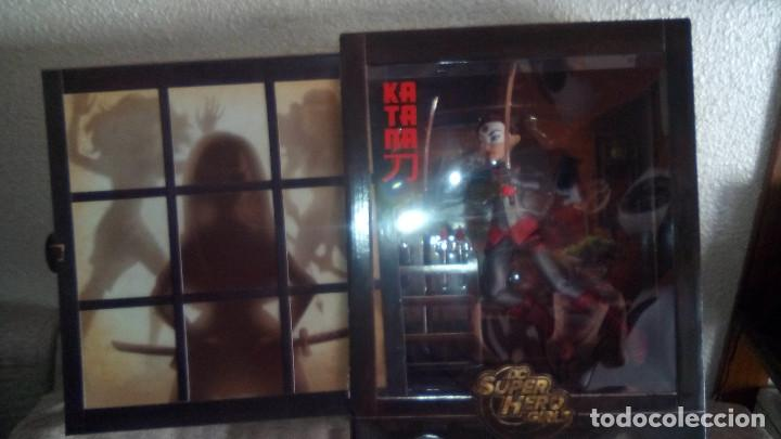 Muñecas Modernas: Muñeca exclusiva y limitada de las SUPER HERO GIRLS KATANA de la COMIC CON ( SDCC) 2016 - Foto 15 - 71472263
