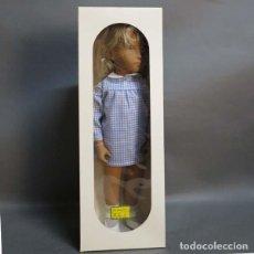 Muñecas Modernas: VINTAGE. MUÑECA SASHA. BLONDE GRINGHAM NO.: 107. 1970 - 1980 (BRD). Lote 73377807