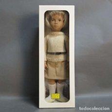 Muñecas Modernas: MUÑECA SASHA. BLONDE GRINGHAM SWEATER NO.: 112. 1970 - 1980 (BRD). Lote 73386735