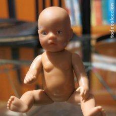 Muñecas Modernas: MUÑECO MINI BABY BORN, DE ZAPF, ALEMÁN. Lote 73941343