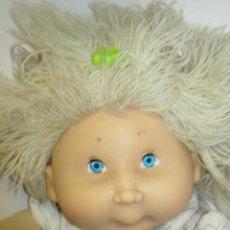 Muñecas Modernas: MUÑECA REPOLLO, SIMILAR CABBAGE PATCH KIDS , SIN MARCA. Lote 74279307