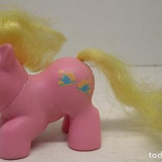 Muñecas Modernas: MI PEQUEÑO PONY MY LITTLE PONY BABY TAPPY 1987 HASBRO CHINA. Lote 75122043