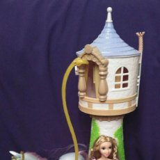 Muñecas Modernas: MUÑECA RAPUNZEL CON SU TORRE MAGICA. Lote 75310931