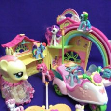 Moderne Puppen - Lote de muñecos MY LITTLE PONNY - 76766395