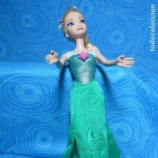 Muñecas Modernas: PRINCESA BARBIE ELSA FROZEN DE DISNEY. Lote 77106297