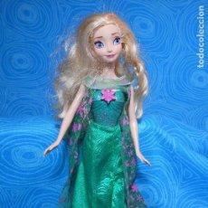 Muñecas Modernas: PRINCESA BARBIE ELSA FROZEN DE DISNEY. Lote 77106701