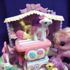 Moderne Puppen - Lote de muñecos MY LITTLE PONNY - 77276565