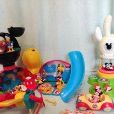 Muñecas Modernas: LOTE DE MUÑECO MICKEY MOUSE DE DISNEY. Lote 78422981
