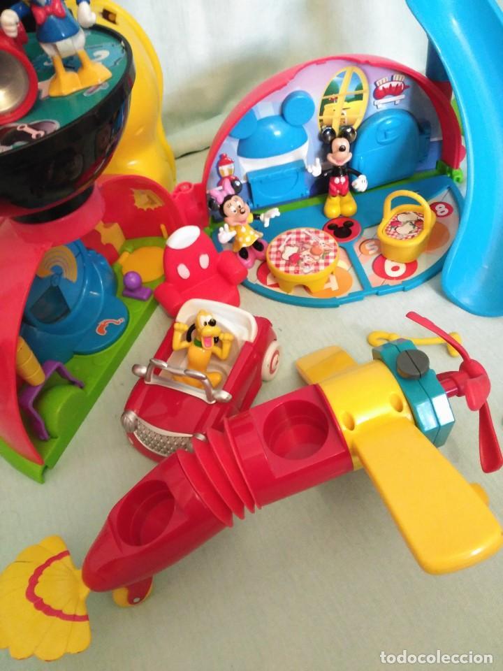 Muñecas Modernas: Lote de muñeco Mickey Mouse de Disney - Foto 4 - 78422981