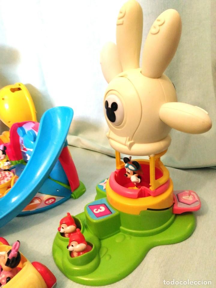 Muñecas Modernas: Lote de muñeco Mickey Mouse de Disney - Foto 7 - 78422981