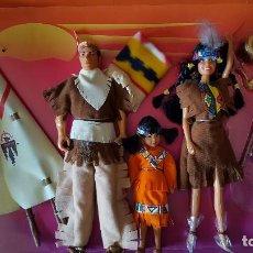 Muñecas Modernas: MUÑECO MUÑECA DE TOTSY-INDIAN FAMILY - A ESTRENAR. Lote 79671653