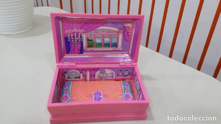Muñecas Modernas: Cajita Playmates toys de Takara 1987 - Foto 2 - 80067641
