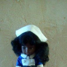Muñecas Modernas: MUÑECA ENFERMERA NEGRA BRITÁNICA AMANDA JANE AÑOS 60. Lote 80440141
